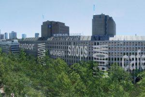 Rotterdam, wederopbouw, transformatie, woonomgeving, architectuur