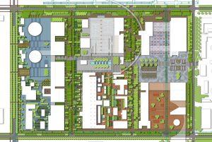 Houtman & Sander, OMA, park, tuinen, kunst, openbare ruimte, public space