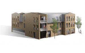 architect, woningbouw, appartement, ulvenhout