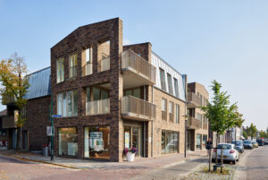 balcony brick ulvenhout